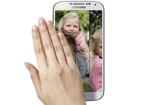 How To Use Air Gesture on Samsung Galaxy S4