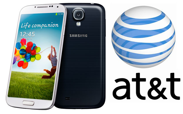 AT&T Samsung Galaxy S4 with 32GB Memory