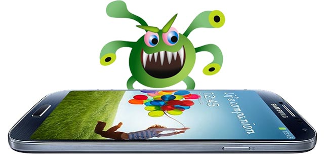 how to protect galaxy s4 from viruses