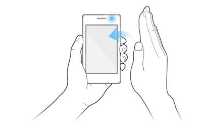 using air gesture on samsung galaxy s4